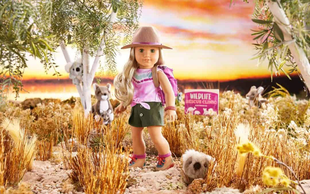 """American Girl Launches Doll with Lesbian Aunts & One Million Moms is """"Outraged"""" as Usual"""
