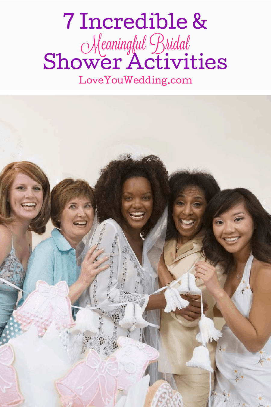 Planning for some meaningful bridal shower activities? We bring you extraordinary ideas to help you create memories to keep forever!