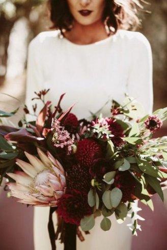 very big bouquet