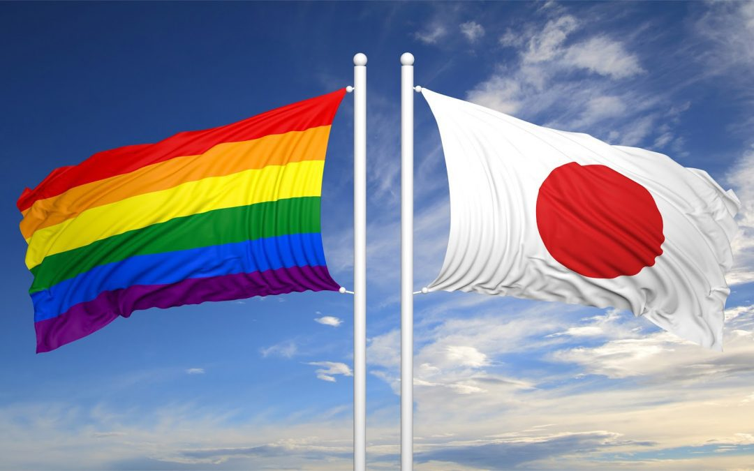 Same-Sex Couples in Japan Celebrate Landmark Ruling for Gay Marriage