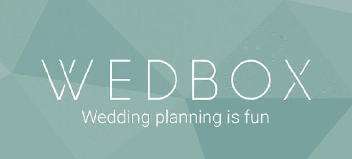 Wedbox wedding logo