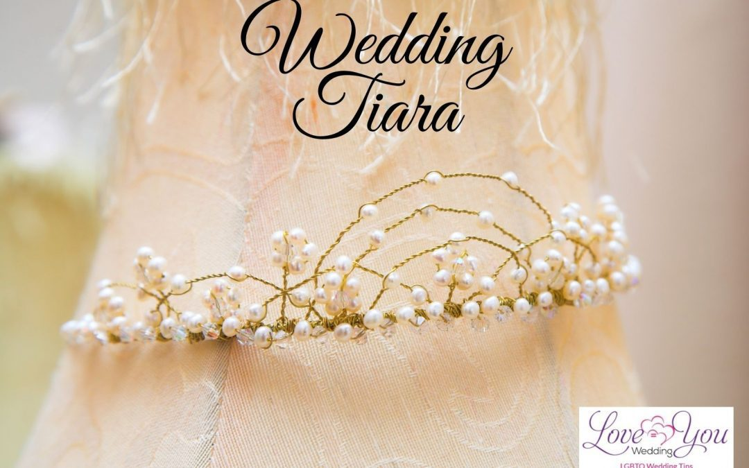 5 Outstanding Wedding Tiaras for LGBT Weddings in 2021