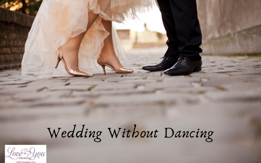 Wedding Without Dancing: 9 Alternatives to Enjoy Your Big Day