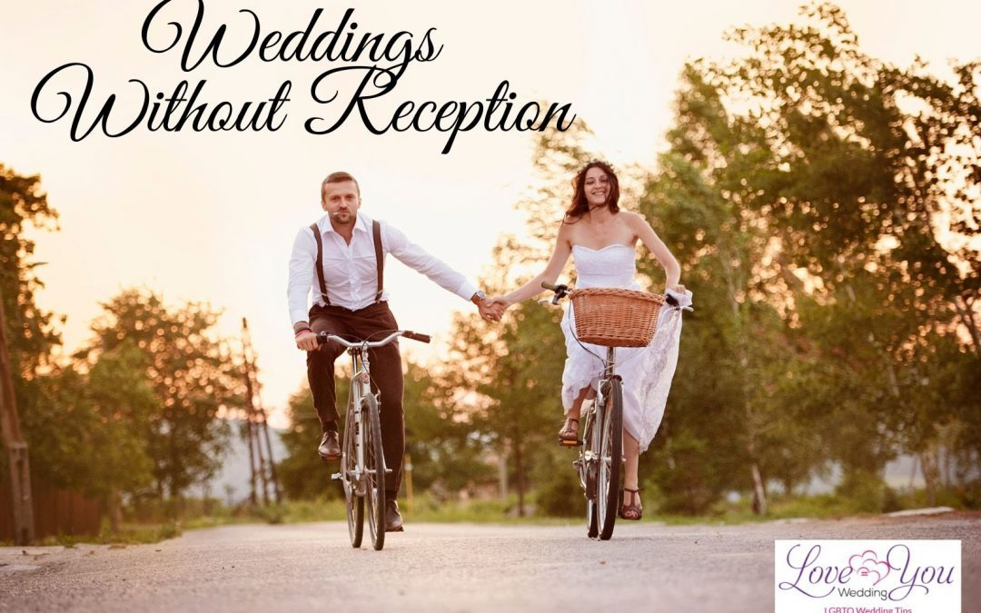 3 Memorable Alternatives for Weddings Without a Reception