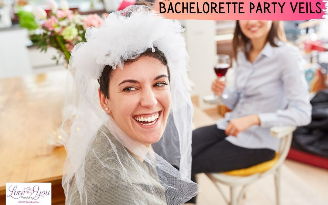 9 Creative & Stylish Bachelorette Party Veils in 2021 (Review)