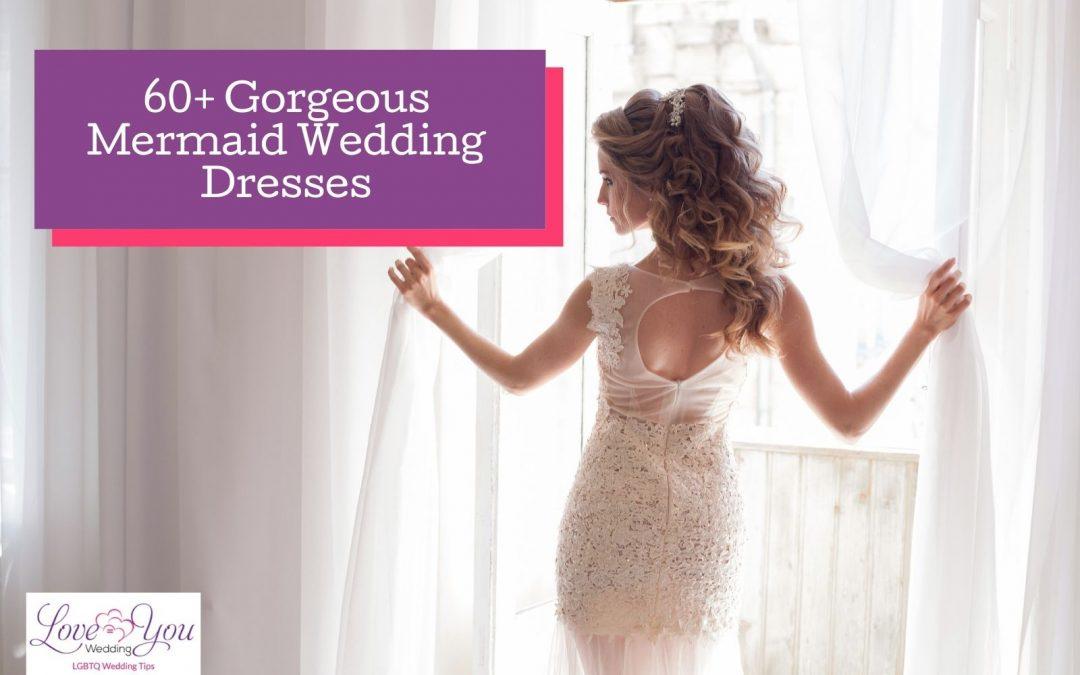 60+ Mermaid Wedding Dresses (Martina Liana & Stella York Collection)