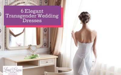 6 Elegant Transgender Wedding Dresses to Fit Your Style