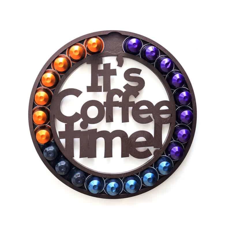 coffee capsule holder