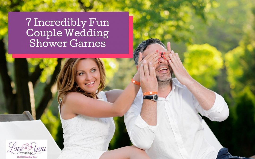 7 Entertaining Jack and Jill Shower Games for the Couples