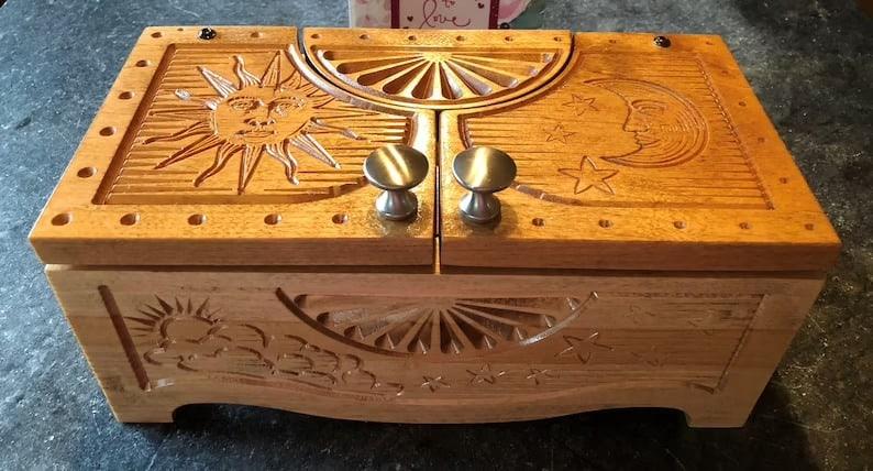 Beautiful Handmade Keepsake Box | Etsy