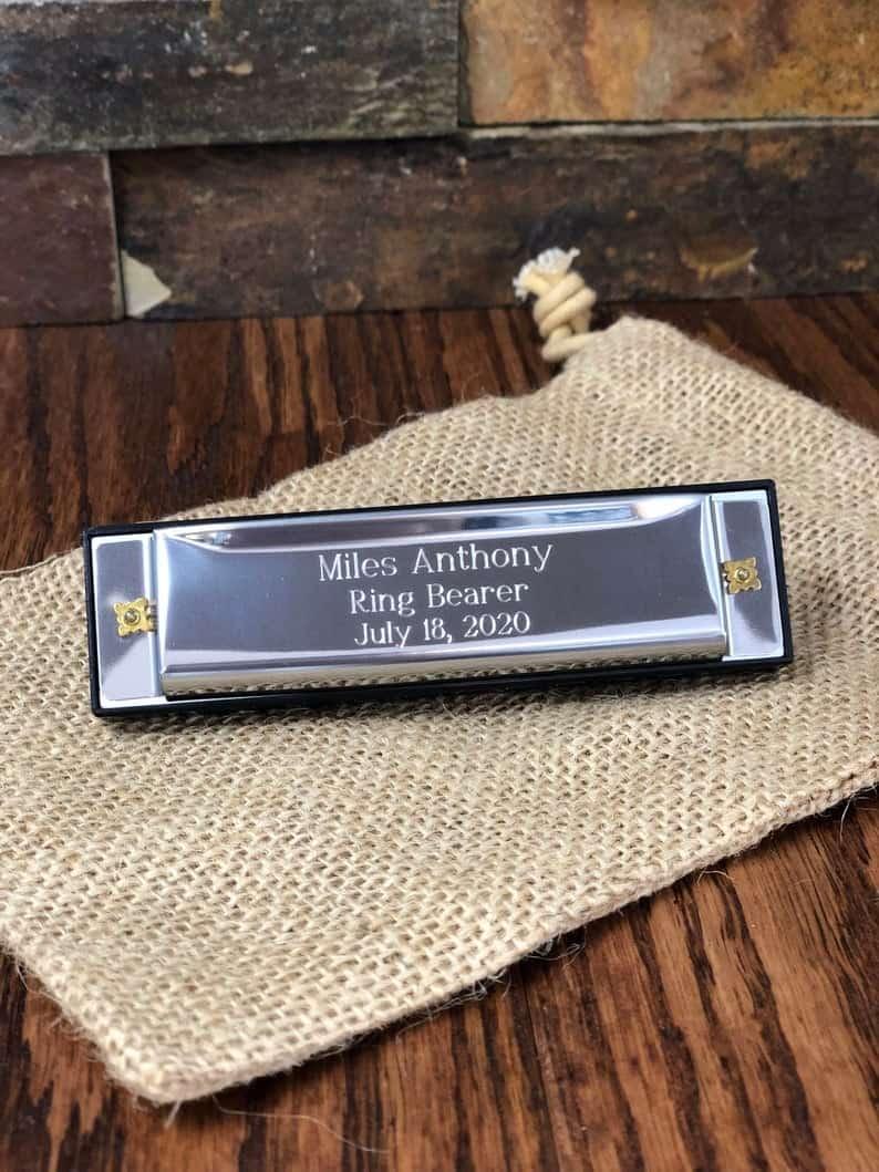 customized harmonica