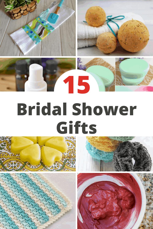 15 DIY Bridal Shower Gifts