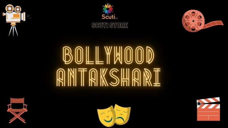 Bollywood Antakshari | Etsy