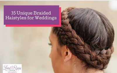 35 Braided Wedding Hairstyles for Any Hair Length