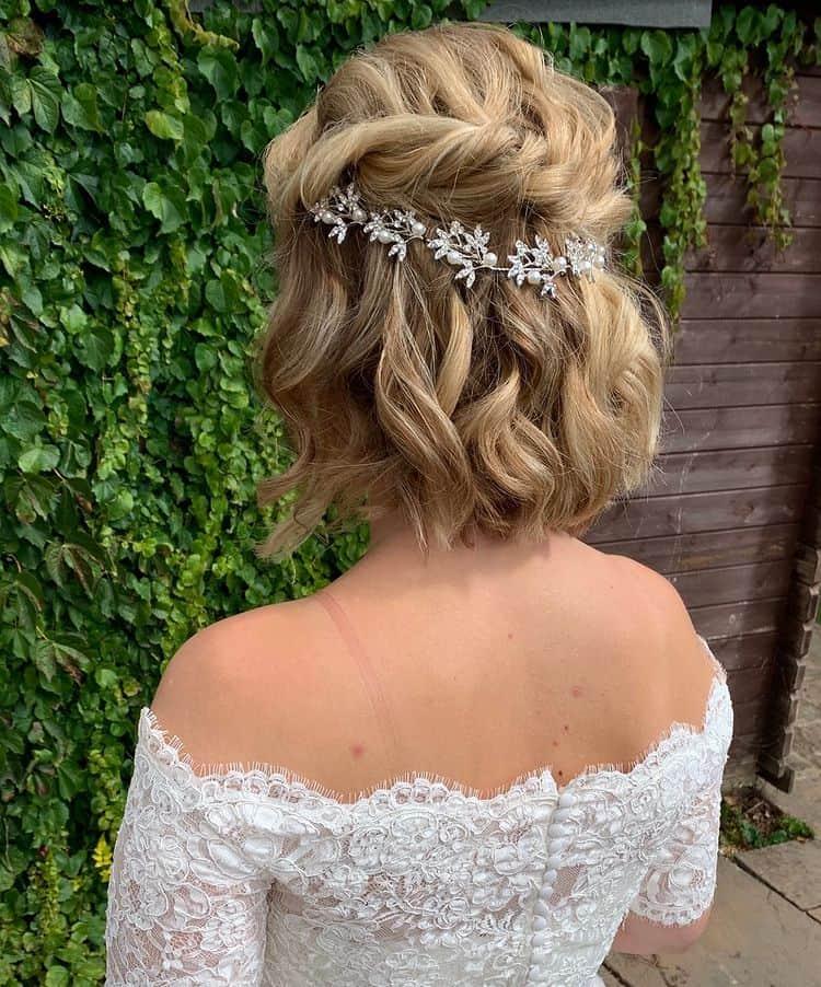 elegant curl