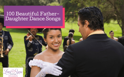 100 Unique Father-Daughter Dance Songs for Your Wedding