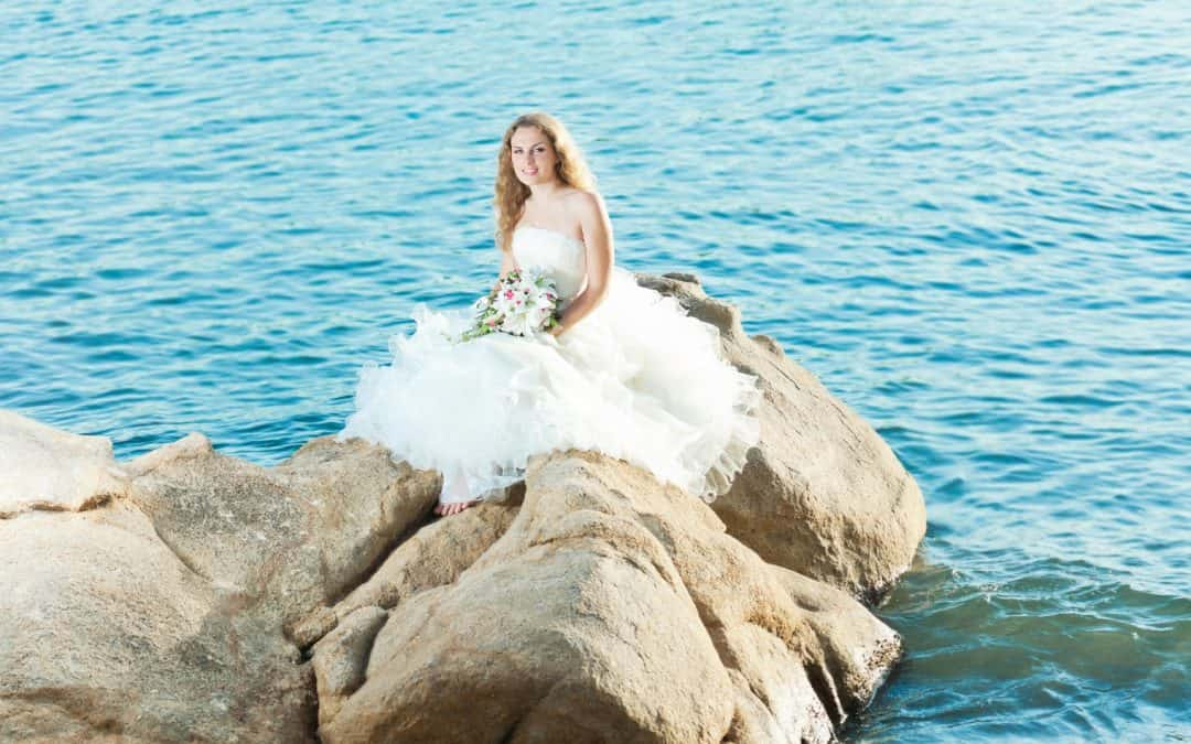 14 Impressive Bridal Dresses That Will Leave You Drooling