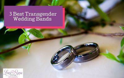 3 Captivating Transgender Wedding Rings in 2021
