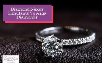 Difference Between Asha And Nexus Diamond Simulants